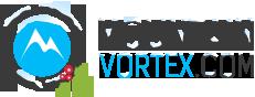 Mountain Vortex Ski Community Christmas Logo