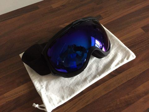 Review: Anon Hawkeye Ski/Snowboard Goggles