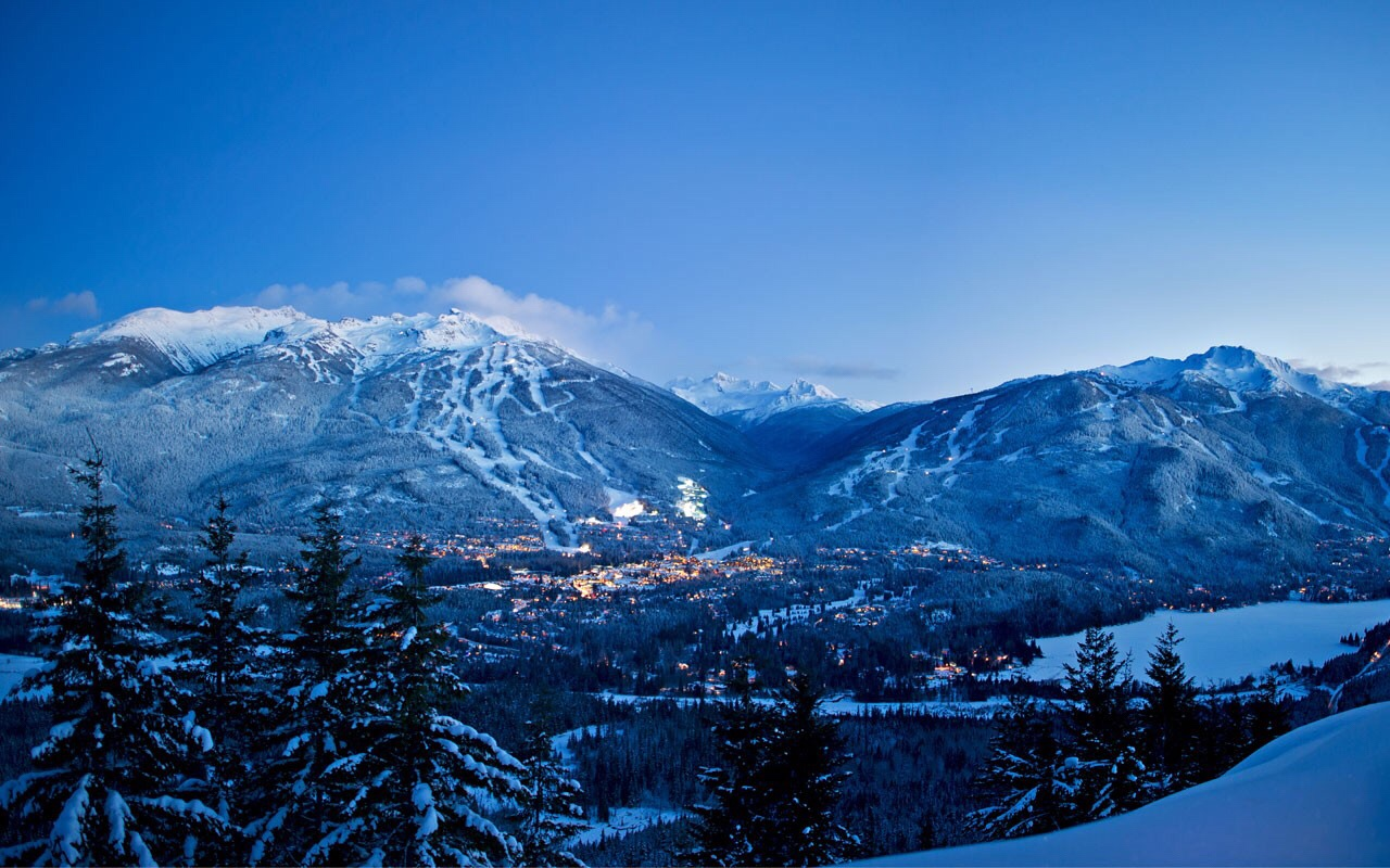 MV are off to Whistler tomorrow. Can we expect to see any of you guys there? ?